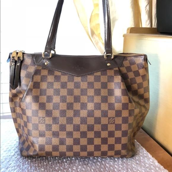 c884c48c51f7 Louis Vuitton Westminster Damier gm.
